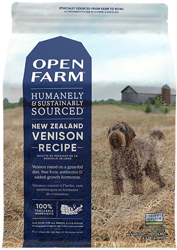 Open Farms Dog Food